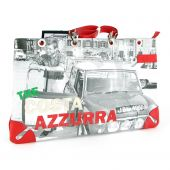 Mini Shout Costa Azzura Shopping Bag
