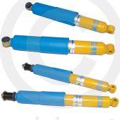 BIL24-1814KIT Set 4 Bilstein B6 Sport classic Mini shock absorbers '59-'01