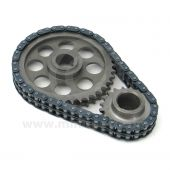 Mini Sport Lightened Duplex Timing Gear & Chain Set