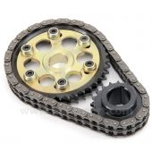 Lightened Vernier Duplex Timing Chain Set