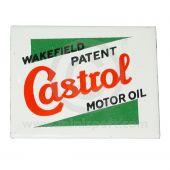 Castrol Classic Oil Vintage Tin Enamel Mug New Genuine