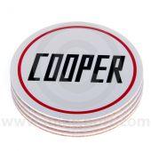 Cooper coasters stack