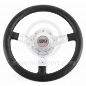 Cooper Leather Steering Wheel - Mk1