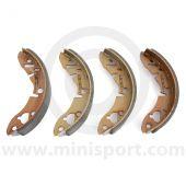 GBS834MIN Brake Shoe set Mintex Standard - Rear