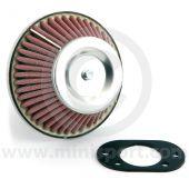 Mini sport cone air filter HIF44 carb - Mini 1275cc