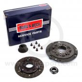 Classic Mini Verto Clutch Kit - Injection models - by Borg & Beck