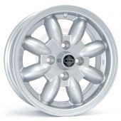 Minator 5'' x 13'' Silver Wheel