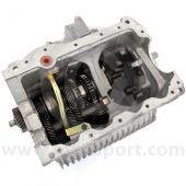 Mini 4 syncro, rod type gearbox