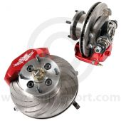 Mini 7.9'' Disc Drive Assembly Alloy Hubs and Flanges