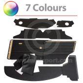 NCMTK3044 12 piece interior panel kit, Monte Carlo style to suit Mini saloon '70 on, RHD with offset speedo