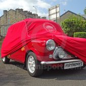 Paddy Hopkirk Mini Car Cover without Mirror Pockets