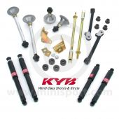 SUSCKIT06 Mini Sport performance handling Sports Ride kit with KYB Super Gas shock absorbers
