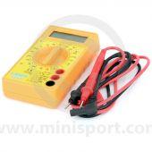 Laser Tools Digital Multimeter