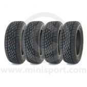 "YOK1656012A539 SET of 4 165/60 R12  Yokohama A539 sports tyre the perfect performance tyre for your Mini with 12"" wheels"