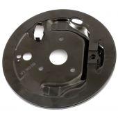 Brake Back Plate - Mini LH Rear