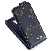 Galaxy S4 mini flap case - Union Jack