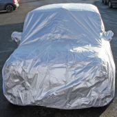 Mini Outdoor Car Cover - Grey