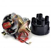 59D Lucas Type Distributor with Electronic Ignition A+ 1275cc Neg Earth 89 on