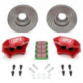 "Cooper 8.4"" Vented Brake Kit"