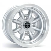 "5"" x 10"" Minator Alloy Wheels with Yokohama A008 Tyres"