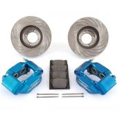 7.9'' Vented Brake Kit with Alloy Calipers
