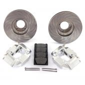 "8.4"" Vented Brake Kit with Alloy Calipers"
