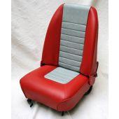 Replica Reclining Seat - LH - Mini Mk1 & 74on
