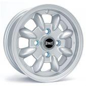 """5 x 12"""" Ultralite Silver - Nankang 145/70R12 Package"""
