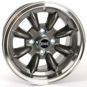 "7 x 13"" Ultralite Mini Wheel - Gunmetal"