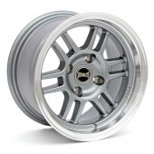 "7 x 13"" Ultralite ENKI Mini Wheel - Gunmetal"