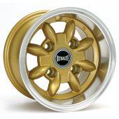 "6 x 10"" Ultralite Gold Deep Dish - Yoko A032R Package"