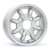 "4.5"" x 10"" ET21 Minilight Alloys - Falken FK07 Package"