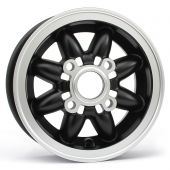 "4.75"" x 10"" Rose Petal Alloys - Falken FK07 Package"