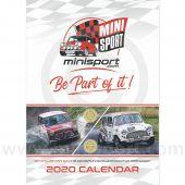 Mini Sport's 2018 Calendar