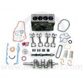 BBK1293S2SEMPI 1293cc MPI Stage 2 Mini Short Engine Kit