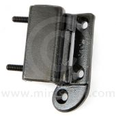 HMP44103 Set of 4 door hinges for Mini models 1969 on, for both doors with wind up type windows.