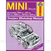 Haynes: Service & Repair Manual '59 to '69