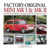 Factory Original Mini Mk1 & Mk2 Book