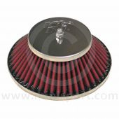 K&N Air Filter - HS2 Carb 53mm - Tapered