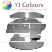 NCMTK3040 12 piece interior panel kit, Monte Carlo style to suit Mini saloon '70 on, RHD with oval centre speedo