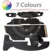 Monte Carlo Interior Panel Kit - 12 Piece - Offset Speedo LHD - Mini Saloon 70 on
