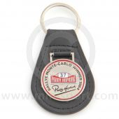 Paddy Hopkirk Monte Carlo Leather Keyring