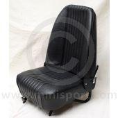 Mini Cooper Mk2 67-70 Replica Reclining Seat - LH
