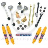 SUSCKIT04 Mini Sport performance handling Sports Ride kit with Gmax shock absorbers