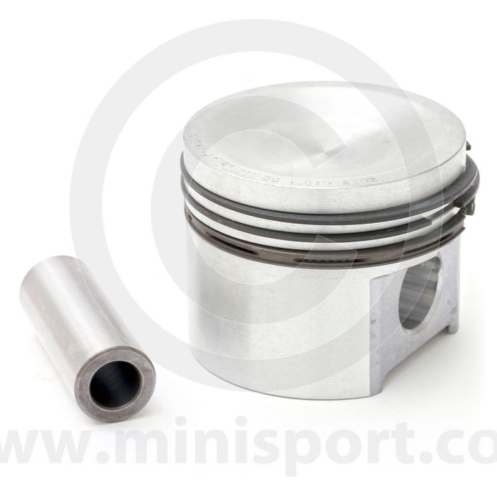 NURAL ENGINE CYLINDER PISTON WITH RINGS 87-148100-85