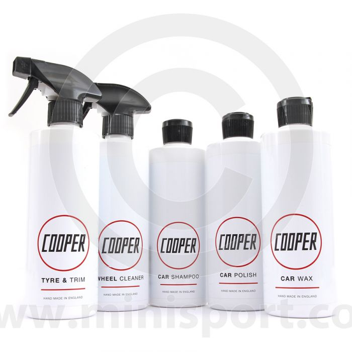 Mini Cooper Care Pack by Auto Finesse