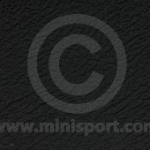 Black Door Panels - Innocenti Mk3 with Quarter-light '70-'75