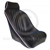 Classic Mini Seat with Headrest  by Cobra