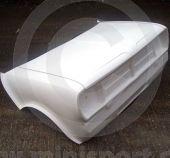 Classic Mini Clubman Glassfibre Flip Front
