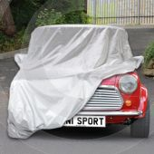 Outdoor Mini car cover - grey